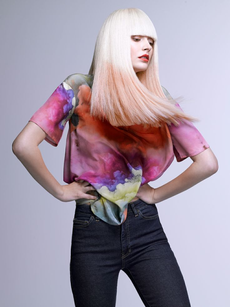A sneak preview at the new evo fabuloso pro blonde collection...... coming soon