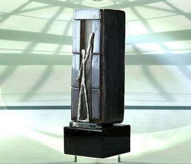 Las 25+ Mejores Ideas Sobre Deko Skulpturen En Pinterest ... Moderne Skulpturen Wohnzimmer