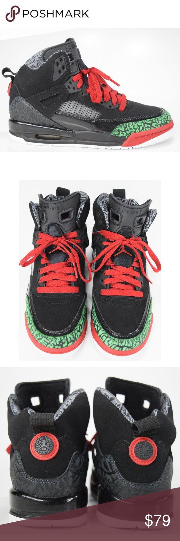 Jordan Air Spizike GS Boys Size 4.5y Shoes SOLD Shoes