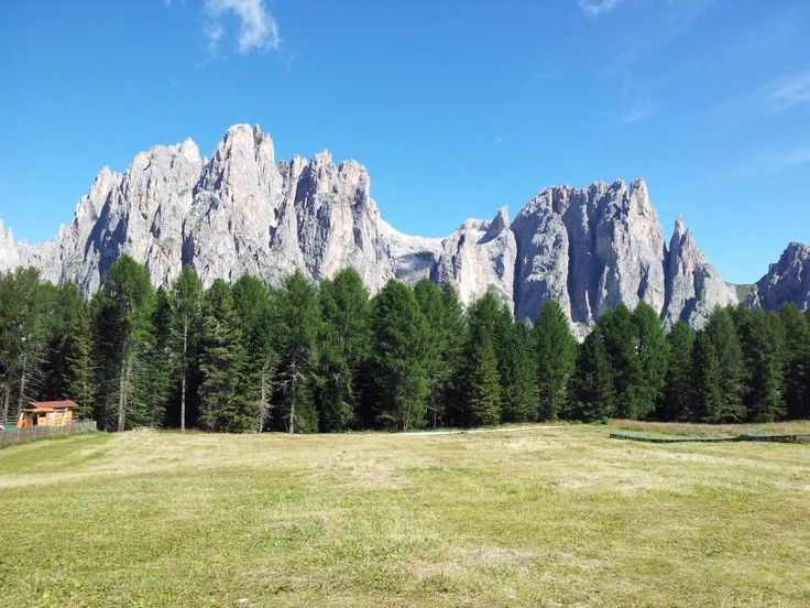 Dolomites (Alpes - Fassa Valley)