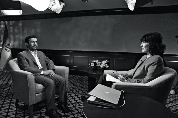 100 domande per Christiane Amanpour  L'Iran, la Bosnia e la Cnn: a tu per tu con la reporter più pagata d'America.