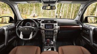2018 Toyota 4Runner Interior & Exterior Photos