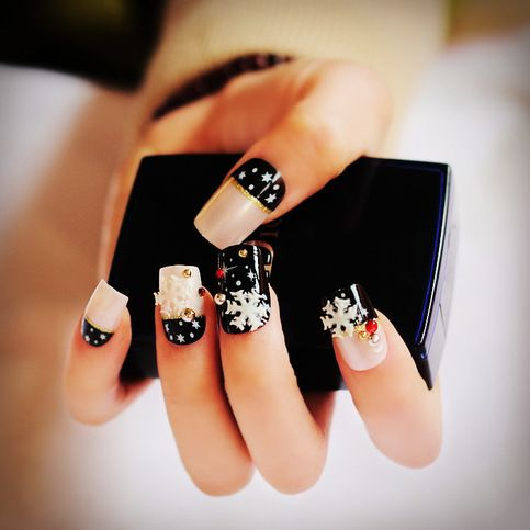 33 best 3d nail art images on pinterest 3d nails art japanese cheap fake nails art tips buy quality nail art tips directly from china blue fake nails suppliers 24 pcs cute dream blue glitter false nails manicure solutioingenieria Choice Image
