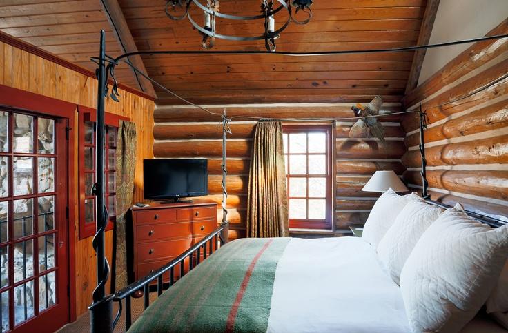 Private Cabins at Big Cedar Lodge