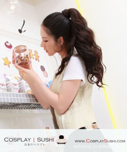 Grab our NEW Ryung Extension! SHOP NOW ► http://bit.ly/1KVgJvF Follow Cosplay Sushi for more cosplay ideas! #cosplaysushi #cosplay #anime #otaku #cool #cosplayer #cute #kawaii #wig #extension #hair #hairstyle #fashion #design #style #fashion #ponytail