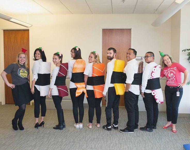 Some of the ForRent.com team members served up one great group costume! Who's…