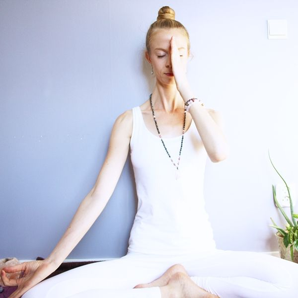 Yogi Dietitian: Right Nostril Breathing - (Almost) Better Than Cof...