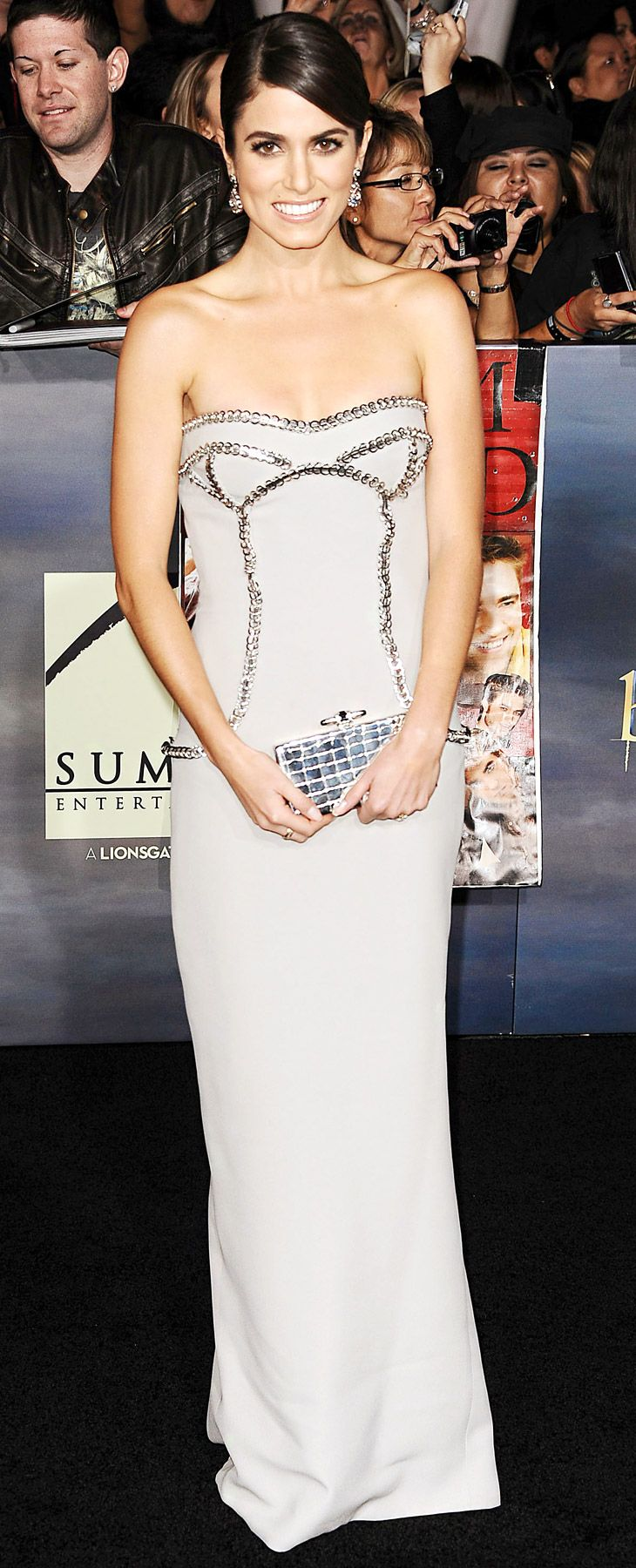 Nikki Reed: Twilight Saga: Breaking Dawn Part 2 Premiere
