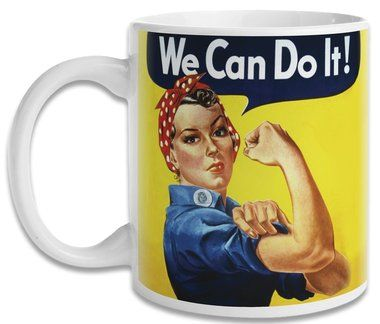Caneca We Can't Do It