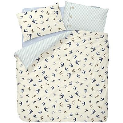 Buy Emma Bridgewater Birds Duvet Cover Set, Multi online at JohnLewis.com - John Lewis