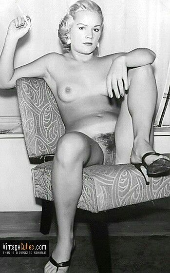 1950 s nudes