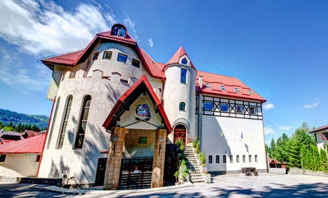 Legenda Grófa Drakulu ožíva. 4 - dňový jarný pobyt s raňajkami pre dvoch v nádhernom horskom prostredí v Transylvánii len za 179 €.