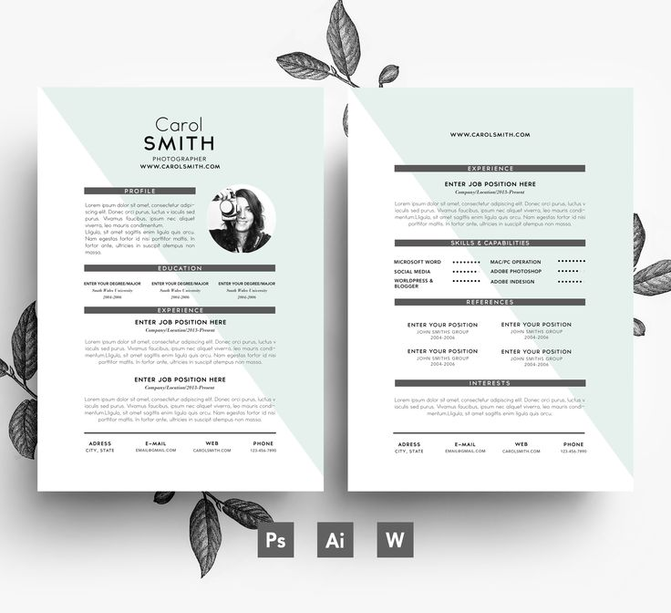33 best Stylish Resumes images on Pinterest Resume templates - browse resumes