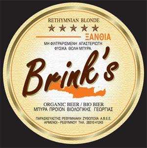 Brink's Blonde Label