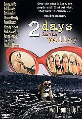 2 Days In The Valley DVD (1996) Danny Aiello • Jeff Daniels • Teri Hatcher  • Charlize Theron