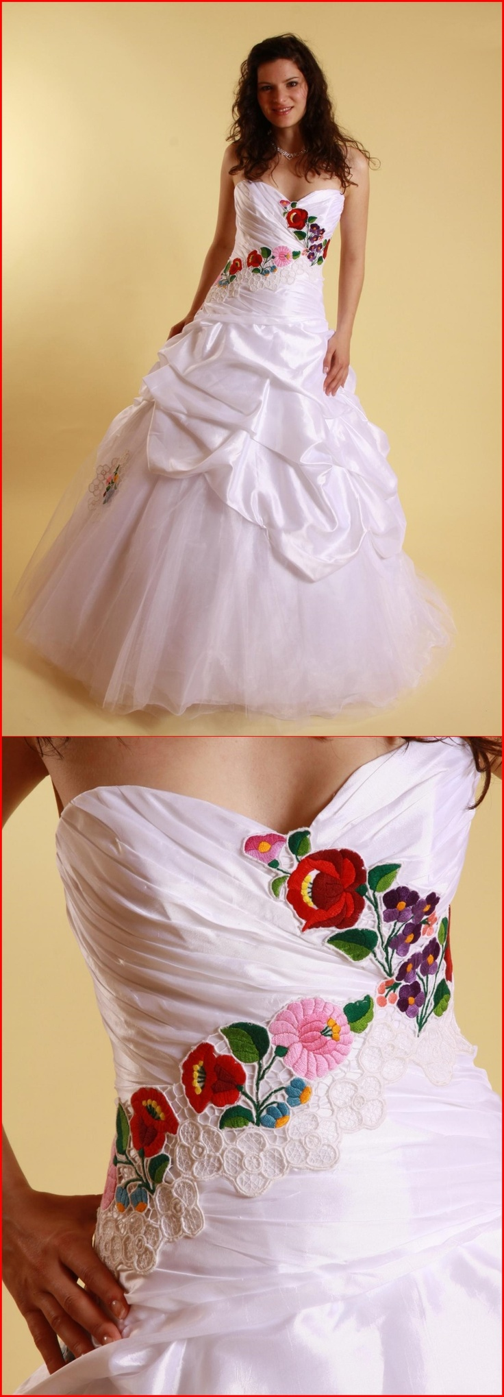 # Hungarian wedding dress # - if only this existed when I got married!