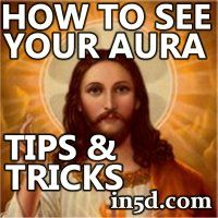Learn how to see your aura!
