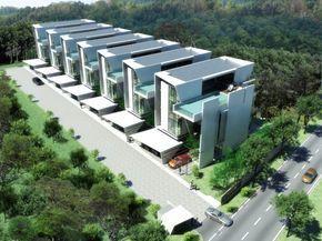 U Thant Residencias, un condominio lujoso situado en Malasia   Tikinti