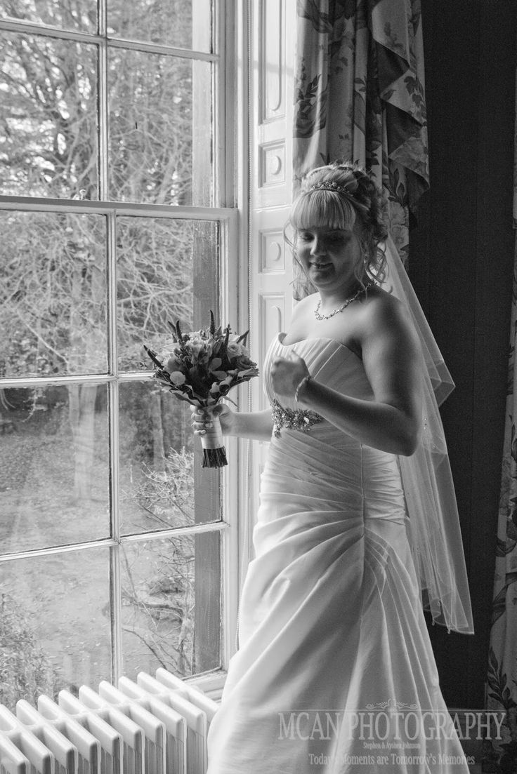 Mcan Photography: David & Stacey Wedding  Statham Lodge Country Hous...