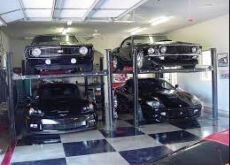 Pin by Haro on Garages Garage car lift, Garage