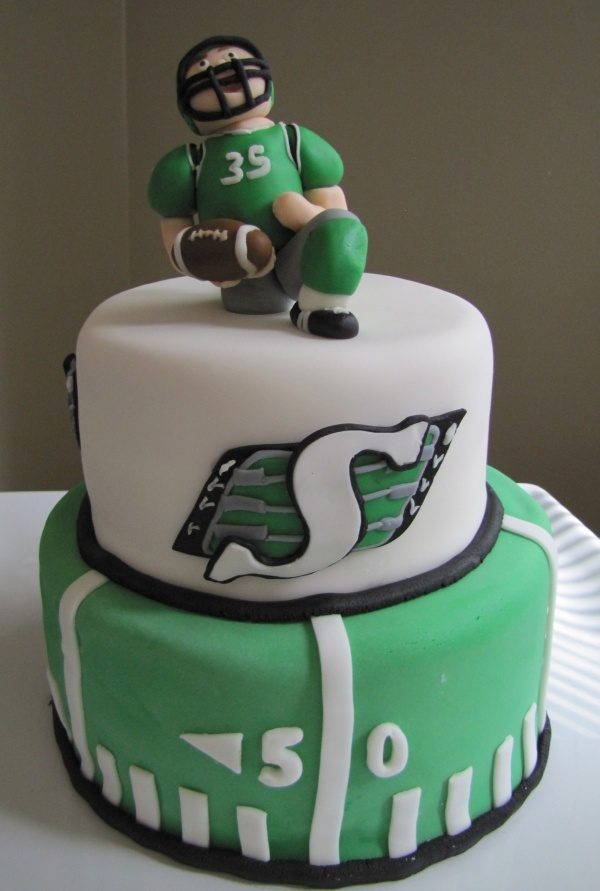 Great Rider Pride cake