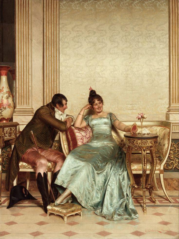 анальный секс с дамой высшего общества исторических несогласованностей