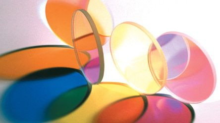 Coloured Dichroic Filters from LEE in Glass and Polycarbonate