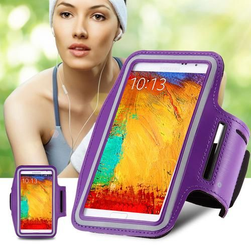 Universal Workout Running Arm Band Phone Holder Case For Samsung Galaxy Note 3 4 S3 S4 S5 S7 Edge Nexus 5 Waterproof Cover Case