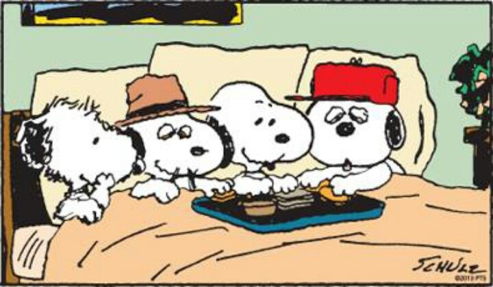 Look 10 Of The Best Snoopy Moments Ever Marbles