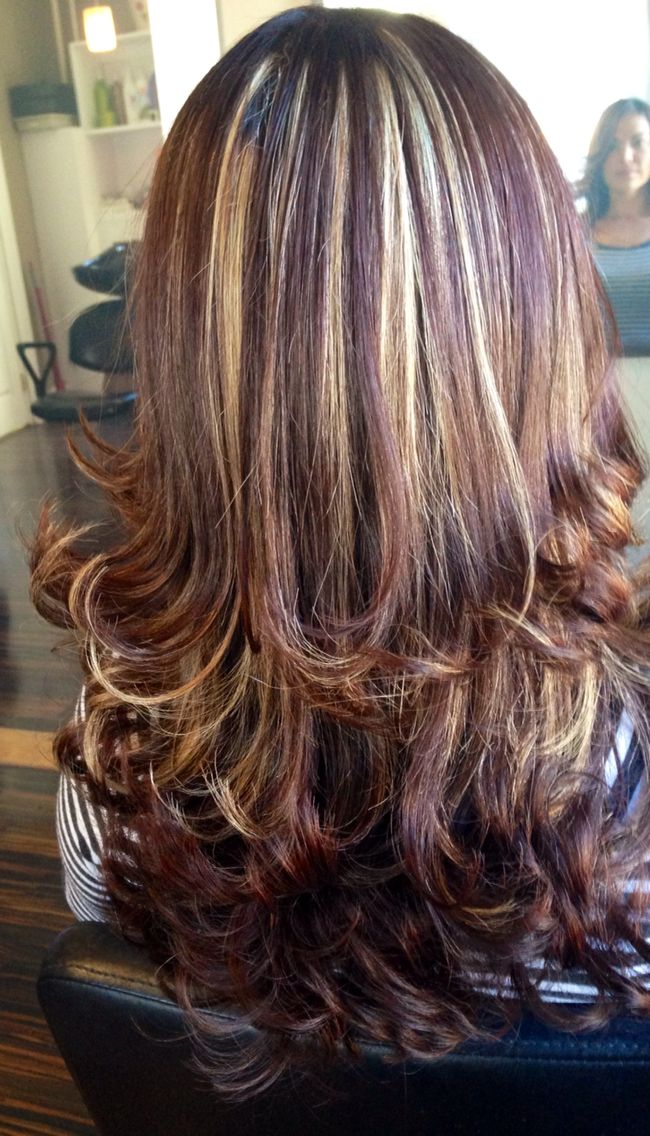 30 best Mahogany hair colors images on Pinterest | Hair ...