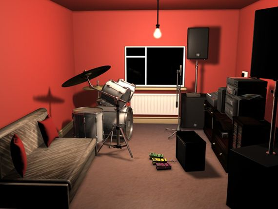 38 Best Images About Music Room Decorating On Pinterest Home Recording Studios Room