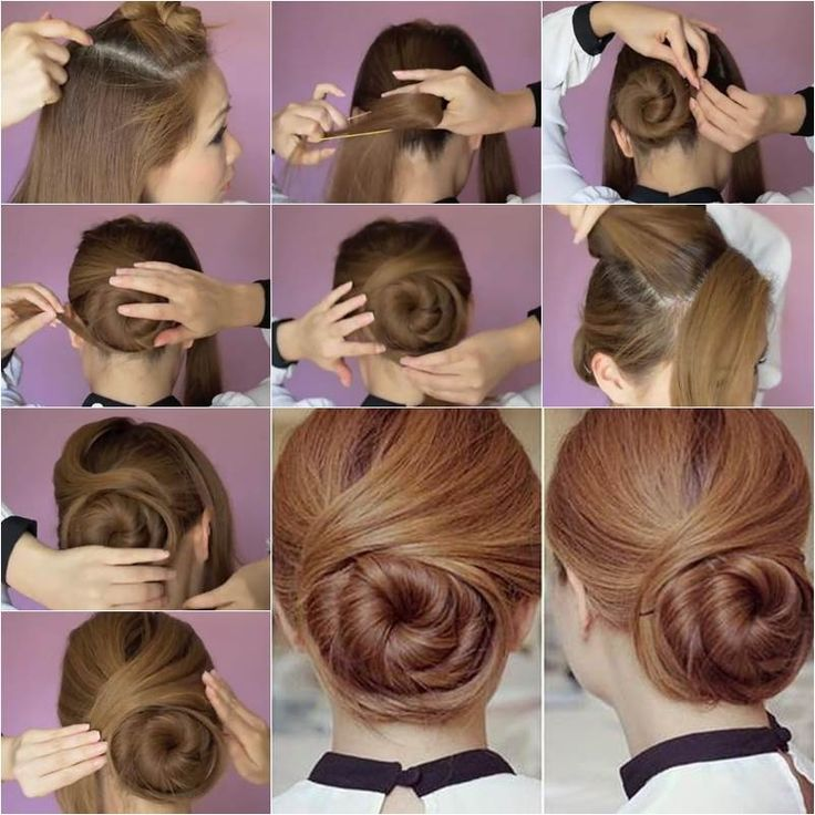 "<input class=""jpibfi"" type=""hidden"" ><p>Here is a nice DIY tutorial to make an elegant twisted hair bun hairstyle (author: Cinthia Truong). It works great for medium to long hair. I really like this unique swirl-like updo which looks so elegant. It is perfect for any occasions, casual or formal. You can combine this hairstyle with any …</p>"