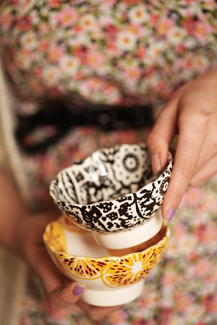 Emma Bridgewater Marmalade Small Fluted Bowl