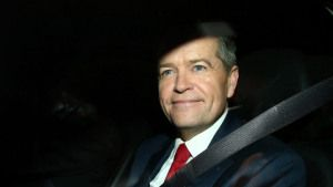 """LABOR """"LEADER"""" Bill Shorten is set to resign his post, and possibly from Parliament,next month; with the ALP nowrecording poll numbers commensurate with his abysmal performance and se... http://winstonclose.me/2015/10/28/bill-shorten-to-resign-as-labor-leader-written-by-the-red-and-blue-org/"""