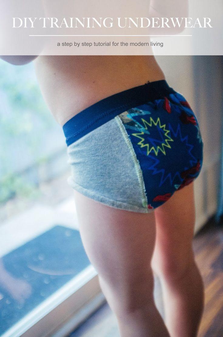 DIY Training/Night time underwear