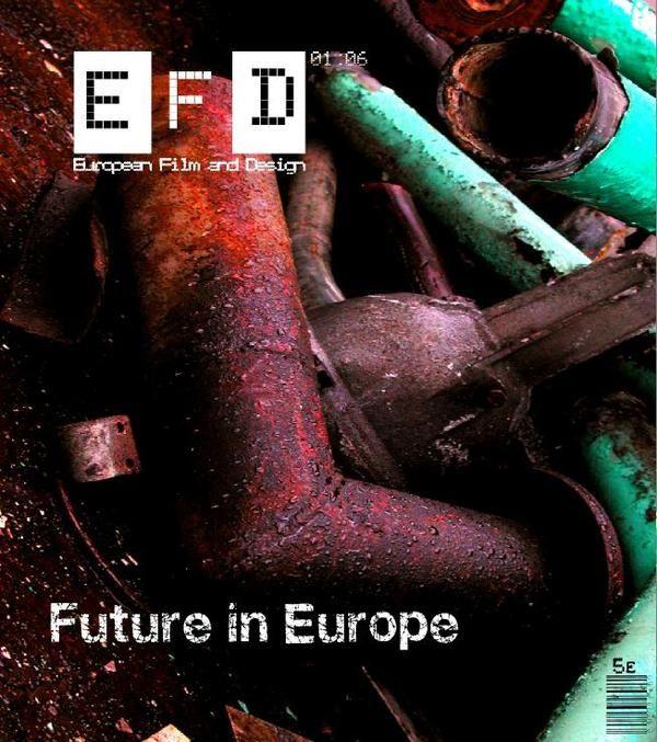 European Film and Design Magazine by İlker Tan