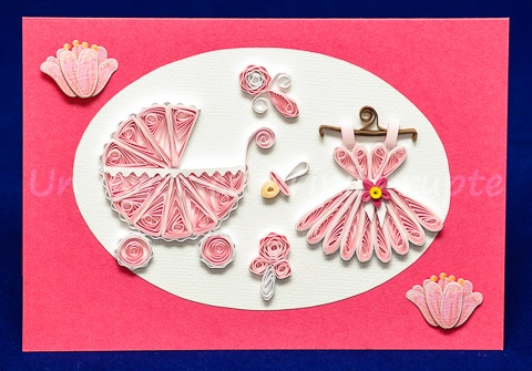 Bebe quilling