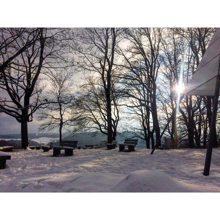 Bern, Switzerland #WorldTrip #Europe #Snow #Winter