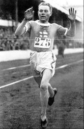 Paavo Nurmi, Finse afstandsloper olympische spelen Antwerpen 1920
