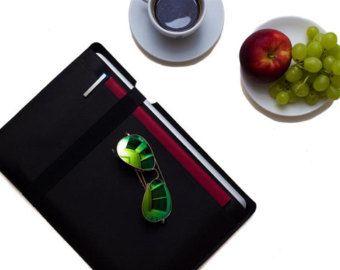 White MacBook Sleeve 12 MacBook Sleeve 13 Inch от SnuggaBugga