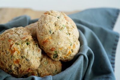 Spice it up with these jalapeno ale biscuits.