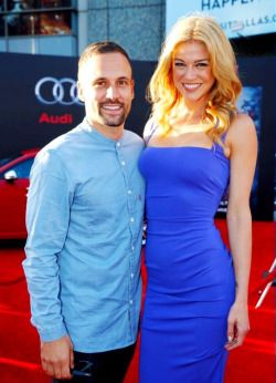 Adrienne Palicki & Nick Blood