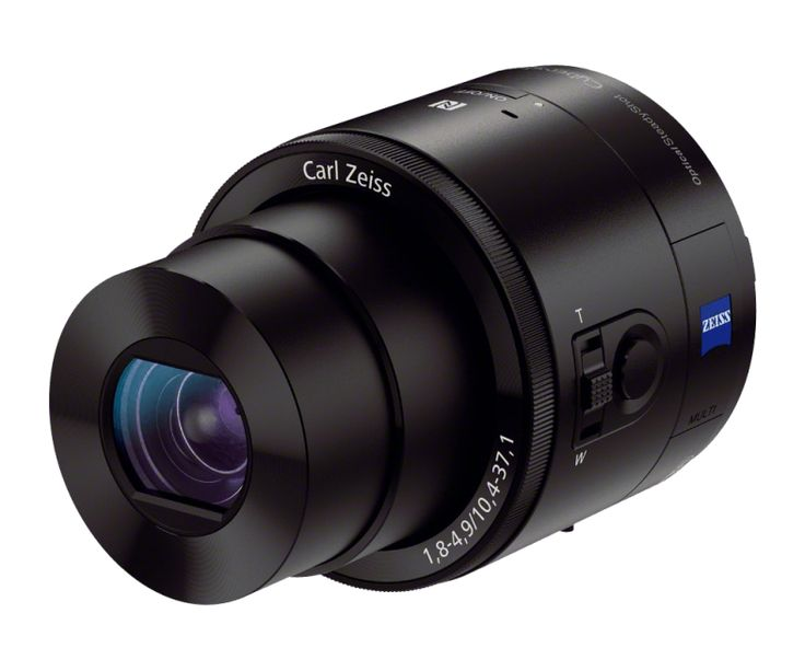 "Model Features:  20MP 1"" Exmor R® CMOS sensor, 3.6x Carl Zeiss® Vario-Sonnar T* zoom lens with f/1.8 aperture, NFC/Wi-Fi® allows simple connection with smartphone, 1920x1080/30p HD video recording, Superior Auto and multi-shot layering"