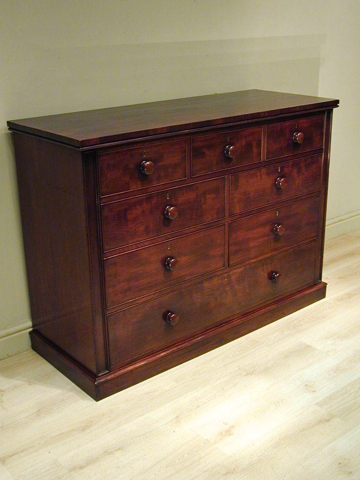 A truly wonderful multi-drawer chest