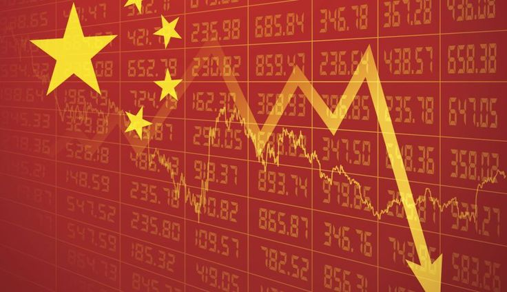 China's Stock Market Crashes Again As Panicking Sellers Lose Faith - Fortune