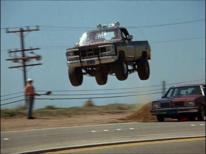 Fall Guy Chevy Truck | ... Car Death Match: The A-Team Van VS The Fall Guy Truck! (W/video
