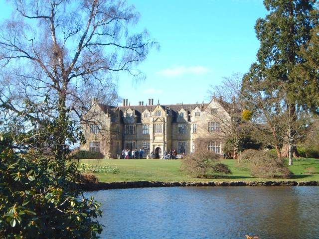 Wakehurst Place Mansion Old Mansions Pinterest