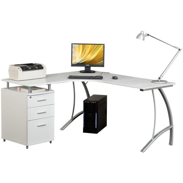 Piranha Corner Desk Large Corner Computer Desk With