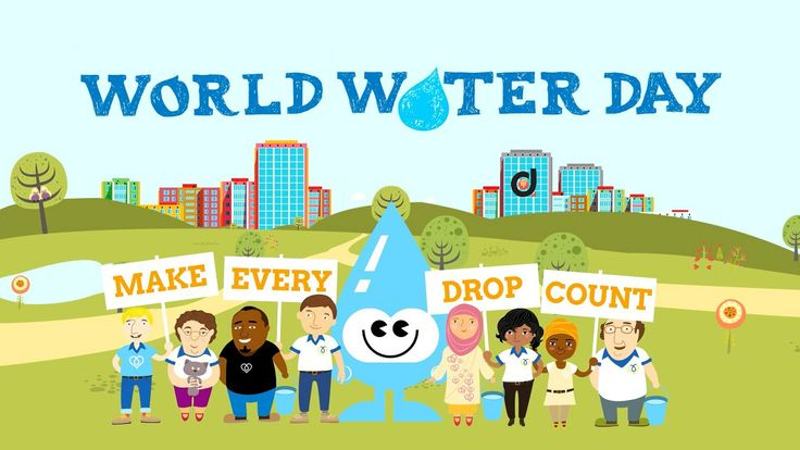 By means of water, we give life to everything. Make every Drop Count. #World_Water_Day #Dialwebhosting