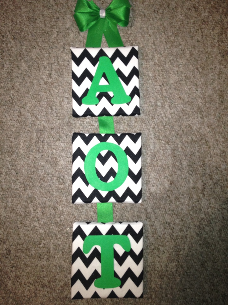 AOT! Made this for my little
